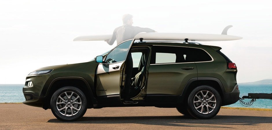Find the 2018 Jeep Cherokee at Eastside Dodge in Calgary, AB