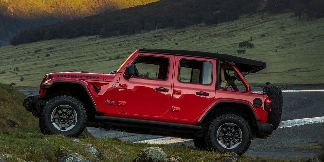 Find the 2018 Jeep Wrangler at Eastside Dodge in Calgary, AB