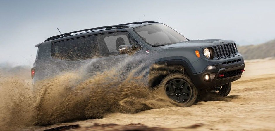 Find the 2018 Jeep Renegade at Eastside Dodge in Calgary, AB