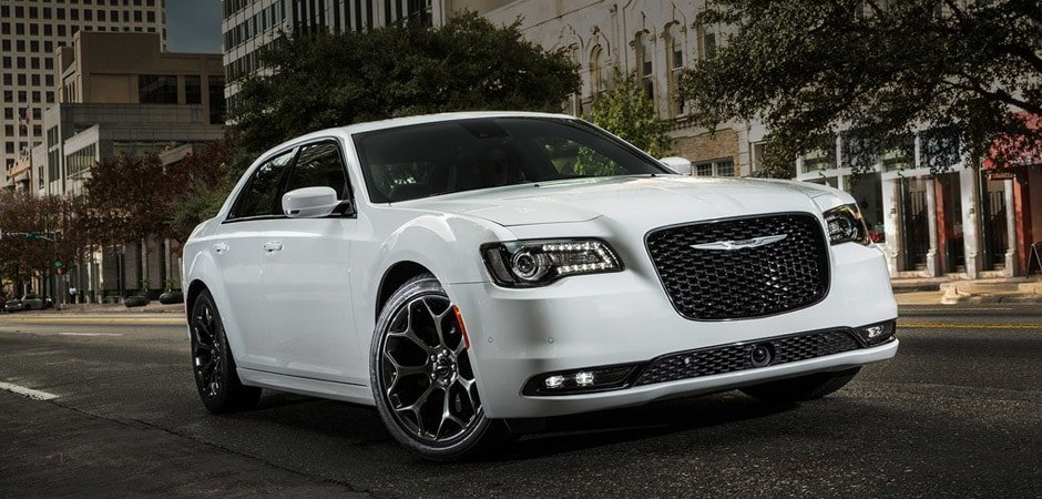 Find the 2018 Chrysler 300 at Eastside Dodge in Calgary, AB