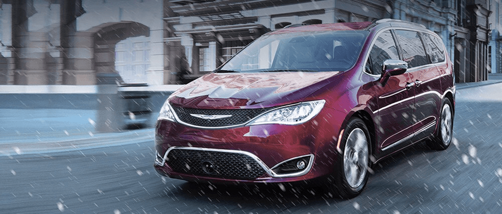 2019 CHRYSLER PACIFICA - $36,095 MSRP