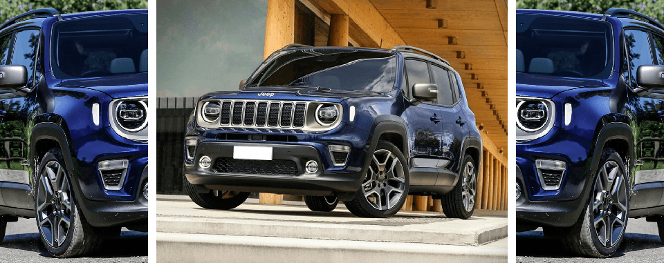 2020 Jeep Renegade Design Changes in 2020