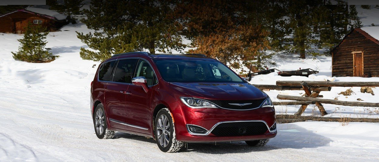 2020 chrysler pacifica features and Price