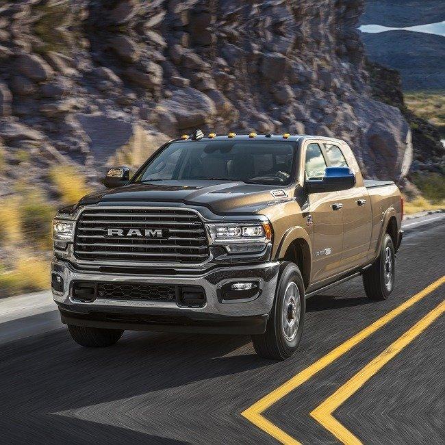 2020 RAM 2500 trucks for sale in Calgary
