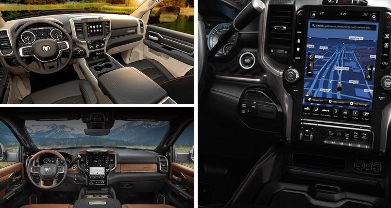 2020 ram-3500-interior